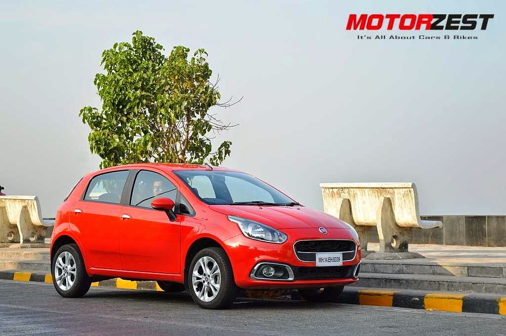 fiat punto evo sport 90hp diesel review price specs pics motorzest. Black Bedroom Furniture Sets. Home Design Ideas
