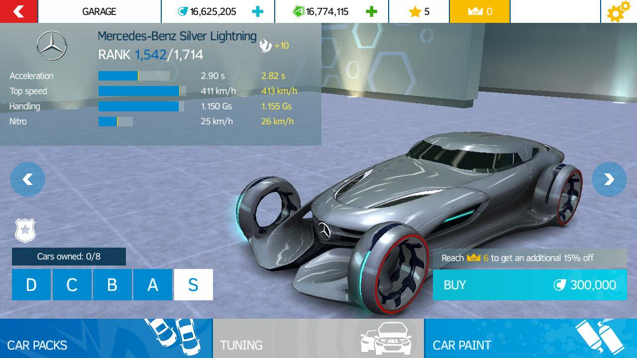 asphalt nitro 1.7.2o mod apk unlimited money