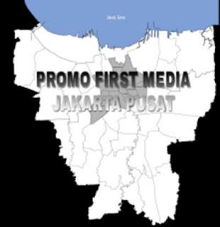 Promo First media jakarta pusat