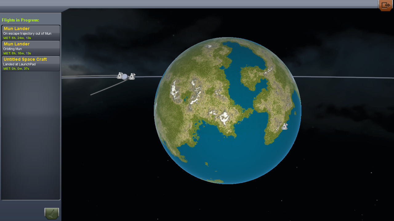 Kerbal Space Program Blog: February 2012