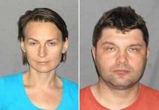 Los agentes ilegales Richard y Cynthia Murphy capturados por el FBI
