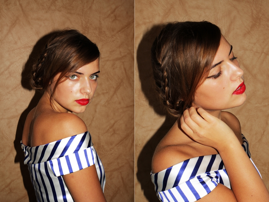 beauty shooting