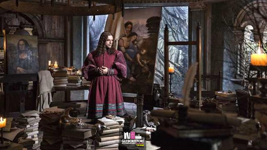Io, Leonardo: a settembre al cinema, Luca Argentero è il genio da Vinci