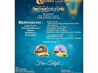 Lomba Nasyid di Atrium Festival Citylink Bandung, Digelar 09 Juni 2017