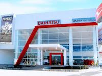 Astra International - Daihatsu - Recruitment For Management Trainee Mei 2017