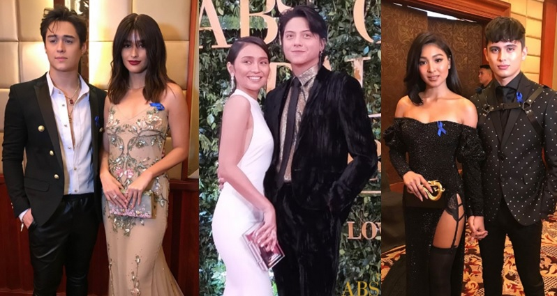 IN PHOTOS: Kapamilya stars, loveteams dazzle at ABS-CBN Ball 2018