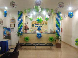 Balon Standing | Dekorasi Balon