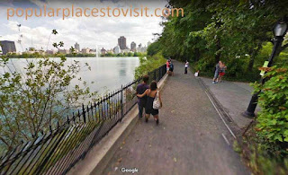 Central Park Popular Places in New York City