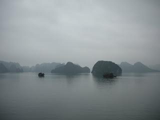 Baie d'Halong Halong îlots