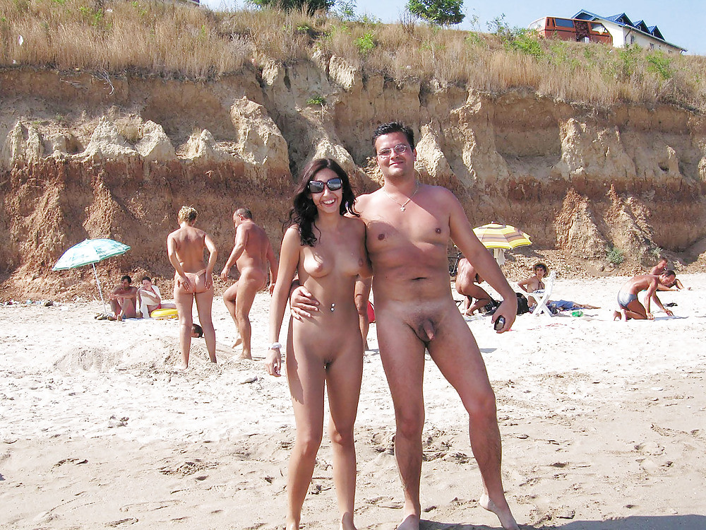 Topic, pleasant naked family at nude beach girls something is
