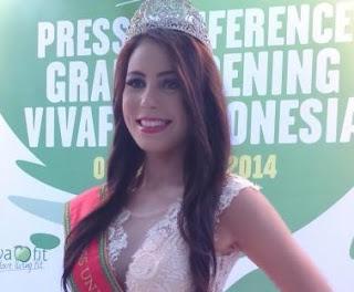 Miss Universe Portugal 2014 Cerita Mengenai Usaha Stop Merokok