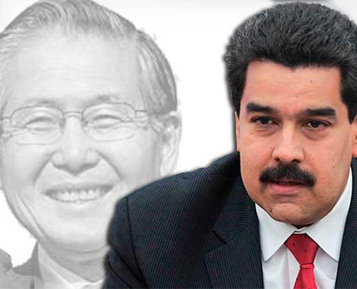 ¡SE PARECE IGUALITO! El día que Alberto Fujimori disolvió el Congreso (Maduro lo copió y mejoró)