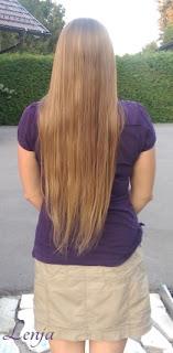 Aktuelle Haarlänge