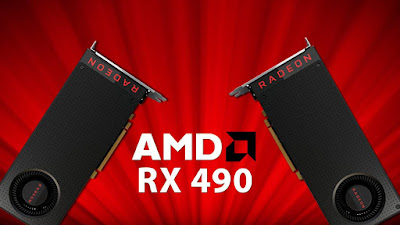 2016 AMD RX 490 release date, and specs