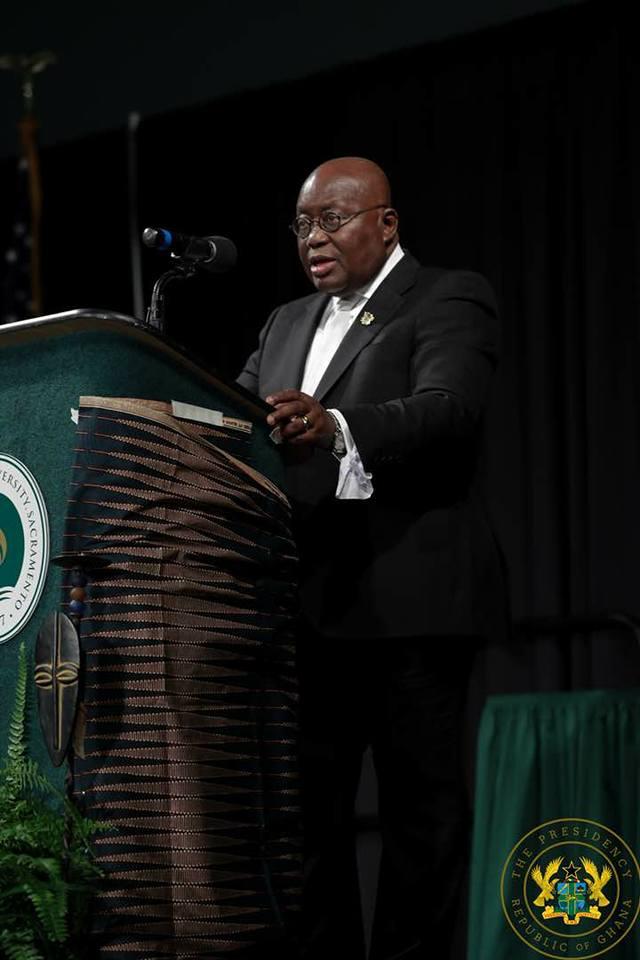 """African Leaders Must Seek Peace, Prosperity"""" - President Akufo-Addo"""