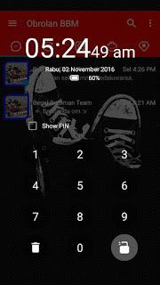 BBM Mod Com v3.1.0.13 Apk Terbaru by Ben