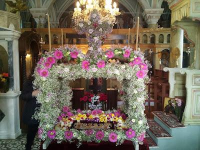 Άγιος Ισίδωρος Πλωμαριου-  Μ. Μιχαλης Τετώνης