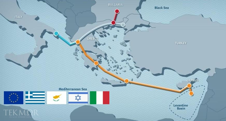 TEKMOR Monitor: EastMed pipeline to be ready in 2025, if all goes