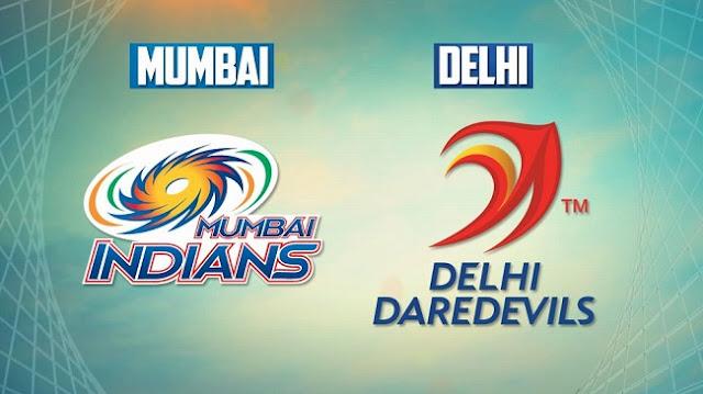 MI vs DD Dream11 Predictions & Betting Tips, IPL 2018 Today Match Predictions