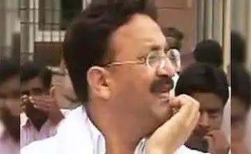After Munna Bajrangi Mukhtar Ansari Tensed Uttar Pradesh