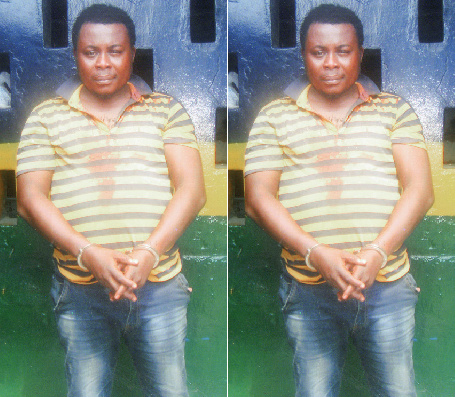 fraudster using fake bank alert lagos