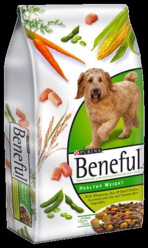 Purina Beneful Dog Food Recall