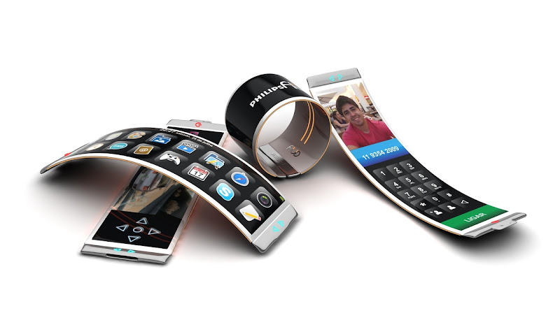 Flexible Display Phones the Future Smartphones Technology