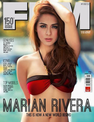 Marian Rivera, Philippines Finest and Sexiest