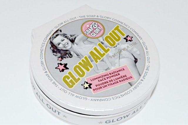 Closed compact of the Soap and Glory highlighter pwoder