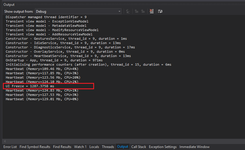 WPF tips & tricks: Dispatcher thread performance   Awkward Coder