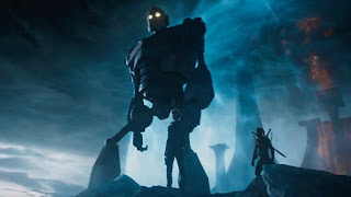 gigante di ferro ready player one scena