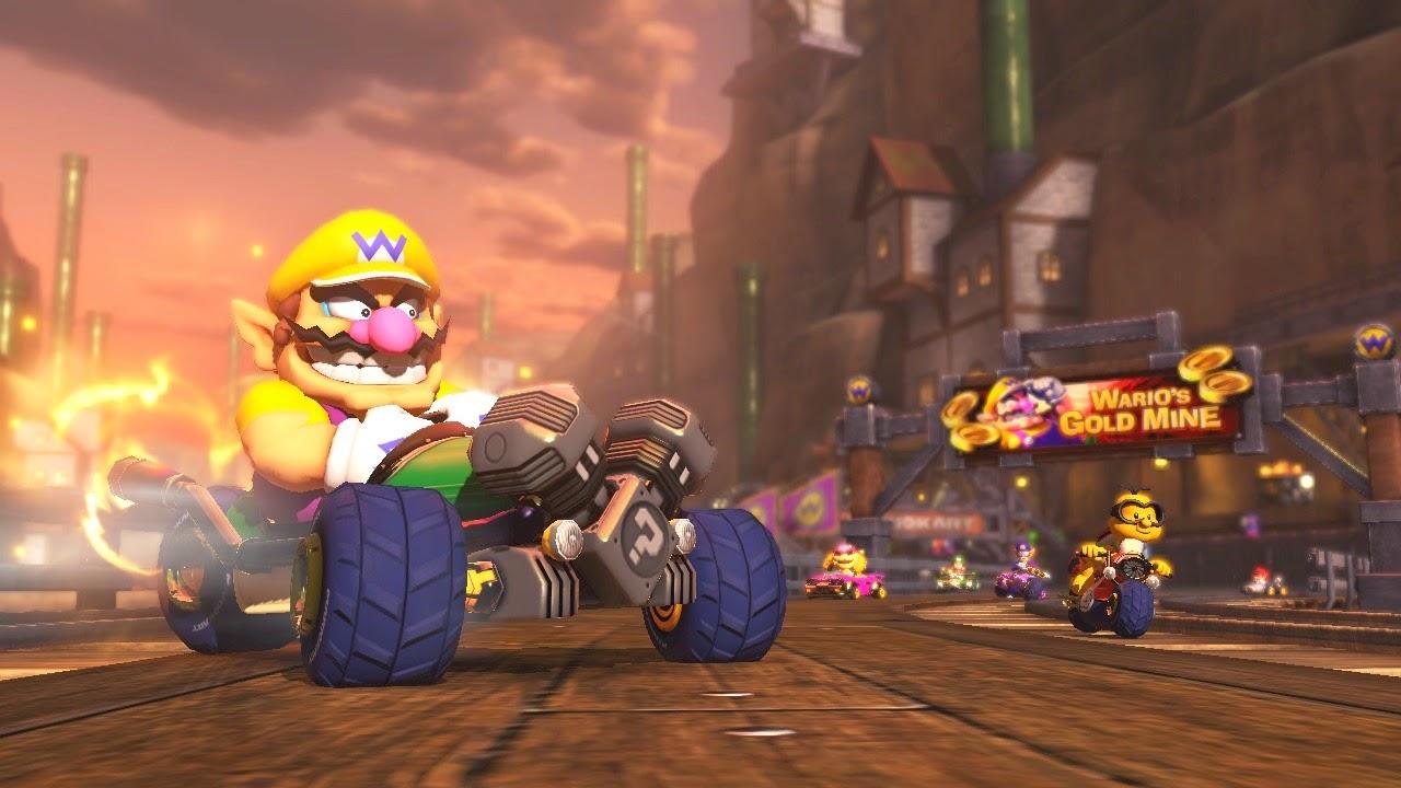 Superphillip Central Rank Up Mario Kart 8 Dlc Tracks