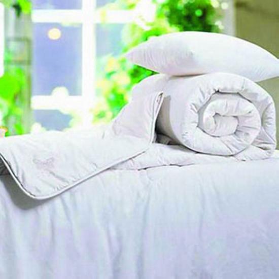 Pilote de pat Hotel - Lenjerii de pat - Lenjerii de pat damasc / Lenjerii de pat bumbac | pilote de pat groase