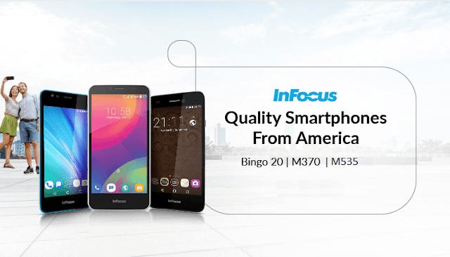 InFocus Smartphones