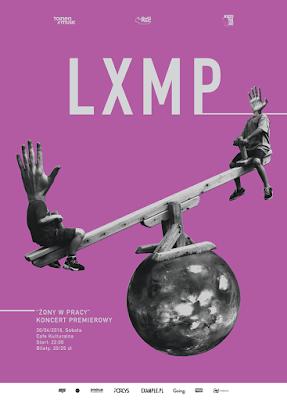 LXMP w Cafe Kulturalna [ZAPOWIEDŹ]