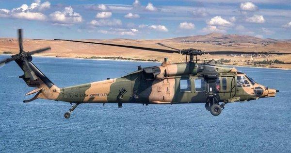 Η Τουρκία δημιουργεί δύναμη αεραποβάσεων στα ελληνικά νησιά: Παραλαμβάνει το πρώτο από τα 109 T-70 Blackhawk