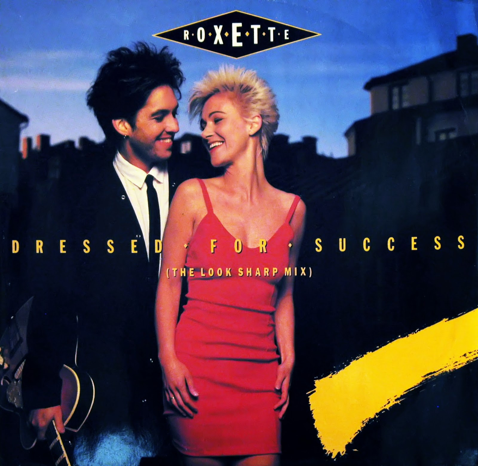 El Cassette Perdido: Roxette  Dressed For Success [7]