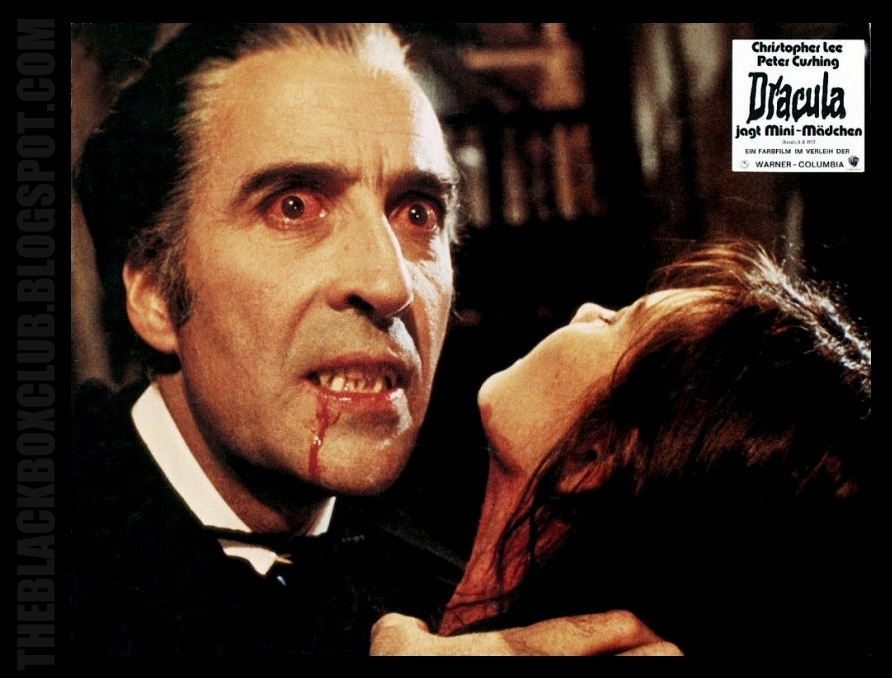 The Black Box Club: HAMMER FILMS : THE COUNT IS BACK ...