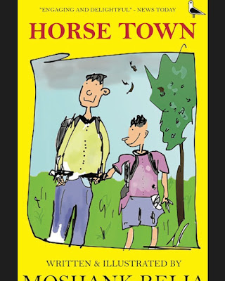 Book: Horse Town by Moshank Relia
