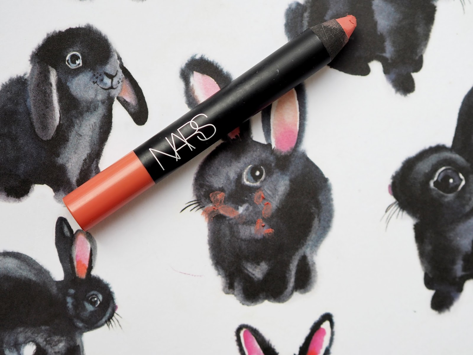 NARS no longer cruelty free