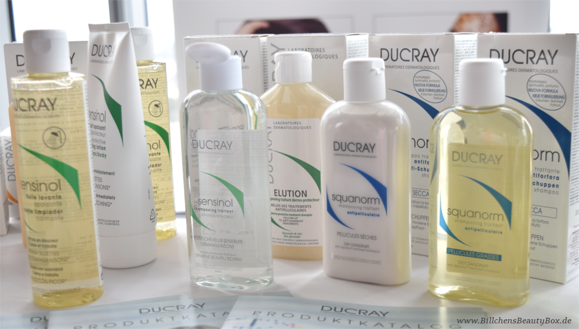 Beautypress Bloggerevent - Ducray