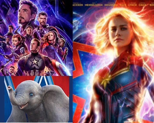 Upcoming Hollywood Movies 2019 Watch & Download HD List Online