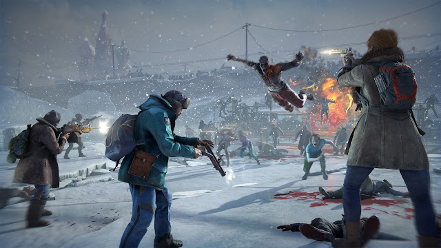 World War Z (videogame)