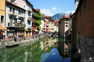 My Travel Background : top 5 de mes souvenirs 2015 ! Annecy
