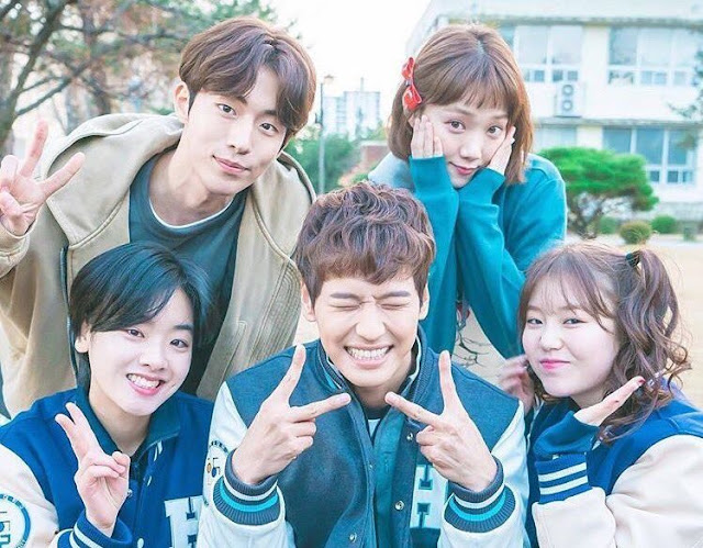 Weigthlifting Fairy Kim Bok-Joo Review