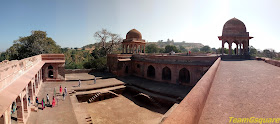 Baz Bahadur Palace, Mandu