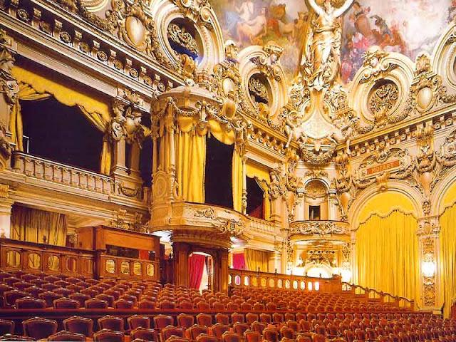 Ver a Ópera de Monte Carlo em Mônaco