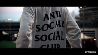 sejarah fashion kaos dan kaos sweater anti sosial sosial club