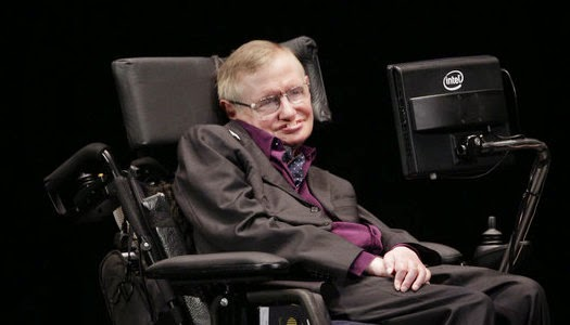 Astrofísico Stephen Hawking