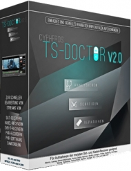 Cypheros TS-Doctor 2.0.84 poster box cover
